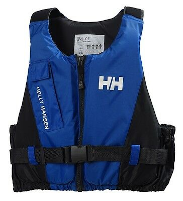 Helly Hansen Rider Buoyancy Vest 33820/563 Olympian Blue NEW