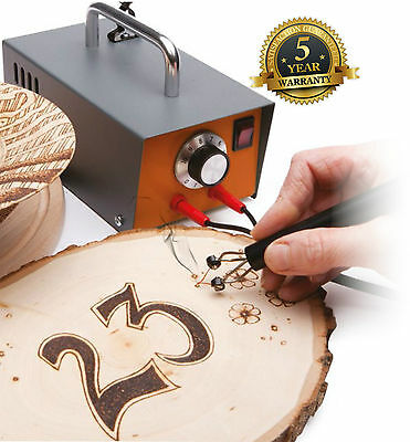 Peter Child Pyrography Machine - Brand New - 5 Years Warranty