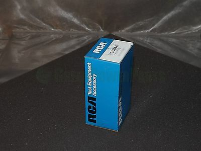 NOS RCA WG-301A Crystal Diode Robe for VTVM's TVM'S New Old Stock
