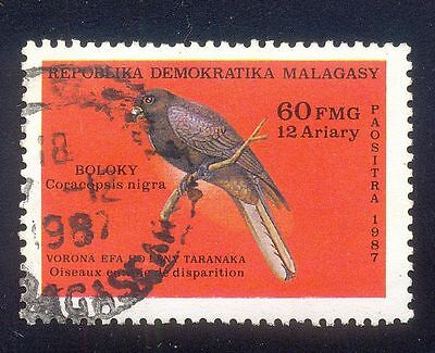 Malagasy 60Fm Used Stamp 30193 Boloky Bird