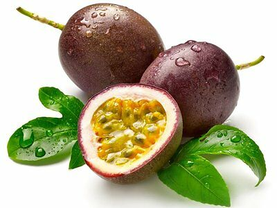 Passion Fruit Seeds,Rare Hard-to-Finest   10 Seeds Liveseeds