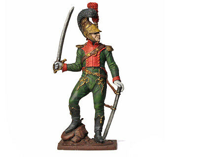 Tin Soldier - French Chevau-légers Officer (Napoleonic Wars) 54 mm