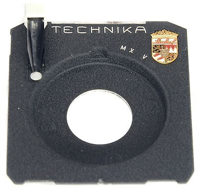 LINHOF 23 Technika Lens Board Cut Out 27mm
