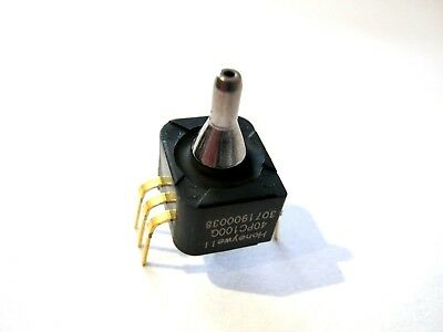 Drucksensor, 40PC100G2A, Honeywell  0 psi to 100 psi 5V, 10mA, Pressure Sensors