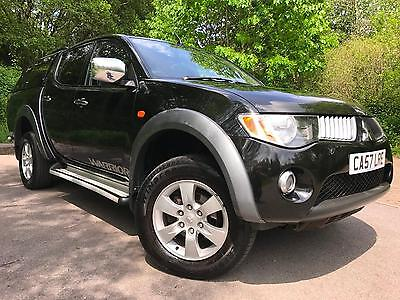 Mitsubishi L200 Warrior 2.5DI-D 4WD  Double Cab Pickup ***SOLD***