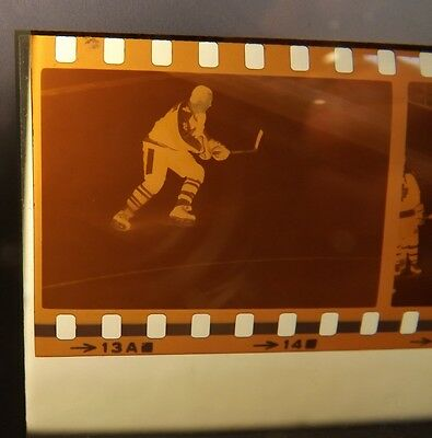 Toronto Maple Leafs. Vaive, Bester, Stewart Unpublished 35MM Negatives Lot of 4.