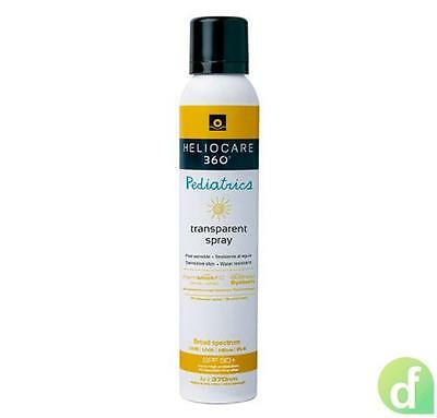 Heliocare 360º Pediatrics SPF50 Transparent spray 200 ml - IFC