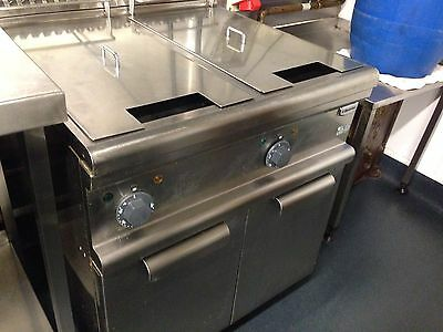 Electrolux Commercial Double Fryer
