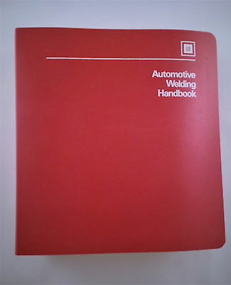 GM Automotive Welding Handbook