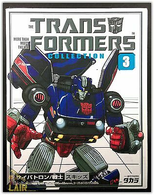 Transformers Takara Collection 3 G1 Skids MIB COMPLETE