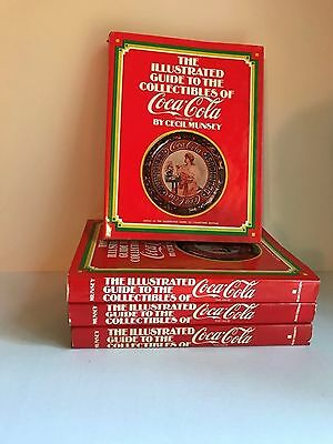 The Illustrated Guide To The Collectibles of Coca-Cola~Cecil Munsey