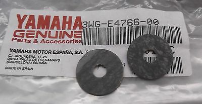 Genuine Yamaha Scooter Exhaust Heatshield Insulating Washer 3WG-E4766-00 (2-pk.)