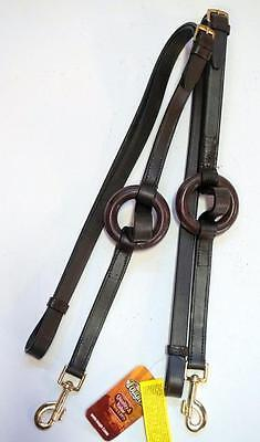 Performers 1st Choice German Style Leather Side Reins