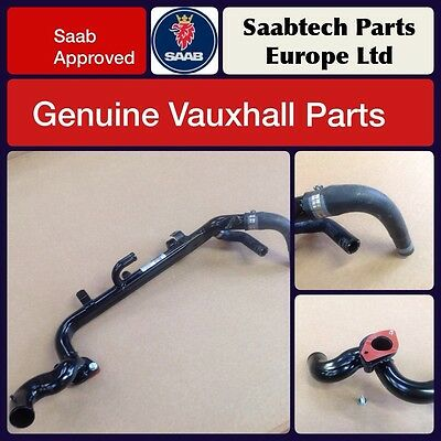 Genuine Vauxhall Astra Zaf Vectra 1.9 Diesel 8V Front Water Pipe 93194989