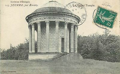 91 Jeurre Le Grand Temple