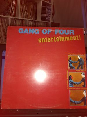 Gang of Four - Entertainment - Vinyl LP Album Record