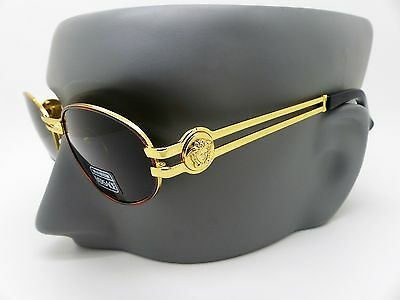 Versace Gianni Sunglasses Mod S41 Col 07M  Vintage Genuine New Old Stock