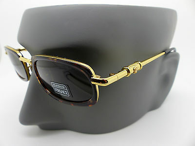 Versace Gianni Sunglasses Mod X12 Col A11 Genuine Rare Vintage New Old Stock