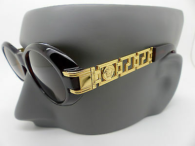 Versace Gianni Sunglasses Mod 486 Col 900 Vintage Genuine New Old Stock