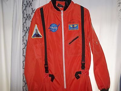 Chris Hadfield Signed Autographed NASA SPACE SUIT REPLICA *IN PERSON*