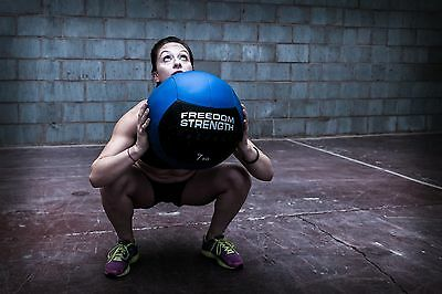 Freedomstrength® Wall Ball Medicine Ball