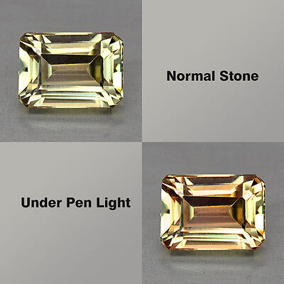 1.43Cts STUNNING Collector's Gem - Natural Amazing Color Change DIASPORE #LQ021