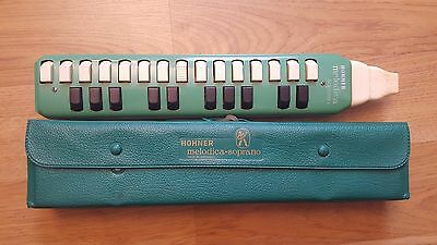Hohner Melodica Soprano - Made in Germany - Instrumento Musica Vintage