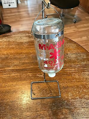"4077th MASH VODKA IV SYSTEM Hawkeye Products ""Bottle and Stand only"" NO box / IV"