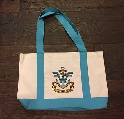 First Ever Weezer Cruise Tote Bag