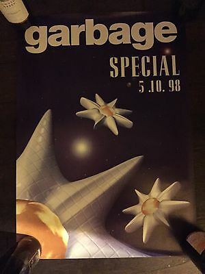 Garbage Shirley Manson Special Promo Poster