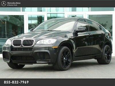 2013 Bmw X6  2013 Bmw X6 M, 125 Pt Insp & Svc'd, Warranty, Clean 1 Owner!!!