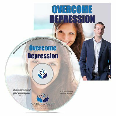 How to Deal With and Overcome Depression Hypnosis CD