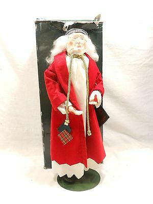 Department 56, Scrooge, No. 5907-2, A Christmas Carol Collector's Series, 1987