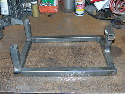 Manual Transmission Stand Holder Ford Top Loader 3 and 4 speed IMCA UMP Race