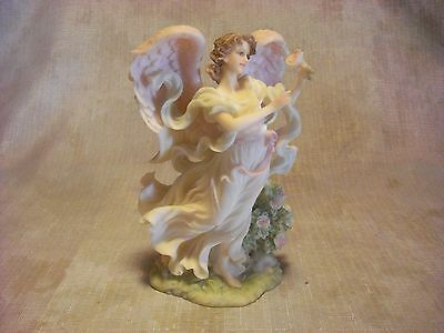 """1998 Collectible Roman Seraphim Angel """"CHARISSE"""" Bloom From Heaven #81500 NEW"""