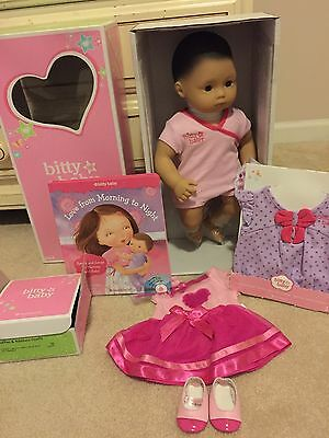 American Girl Bitty Baby BB4 With Accessories NIB