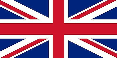 Flagline British Flag 3'X5' New Polyester 3X5 Ft... - Brand New +  Free Shipping