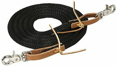 Weaver Leather Poly Roper Rein 3/8-Inch x 8-Feet... - Brand New +  Free Shipping