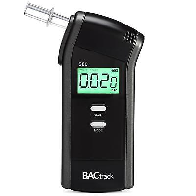 BACtrack S80 Professional Breathalyzer Portable ... - Brand New +  Free Shipping
