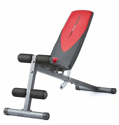 Weider Incline Weight Bench - Brand New +  Free Shipping