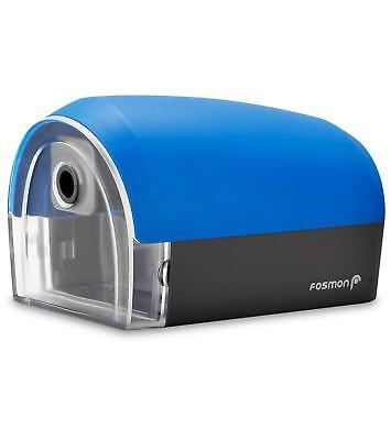 Electric Pencil Sharpener Fosmon Battery Operate... - Brand New +  Free Shipping