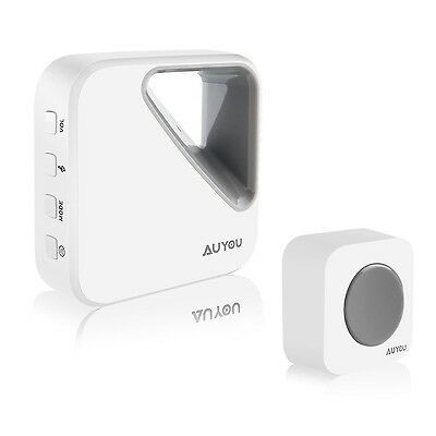 AuYou Wireless Doorbell Kit with 1 Remote Button... - Brand New +  Free Shipping