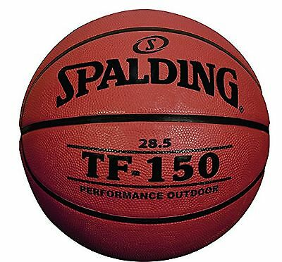 Spalding TF-150 Outdoor Basketball 28.5-Inch int... - Brand New +  Free Shipping