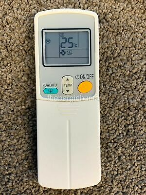 Mitsubishi Air Conditioner Remote Control MSH-26SV, MSH-30SV, MSH-30TV