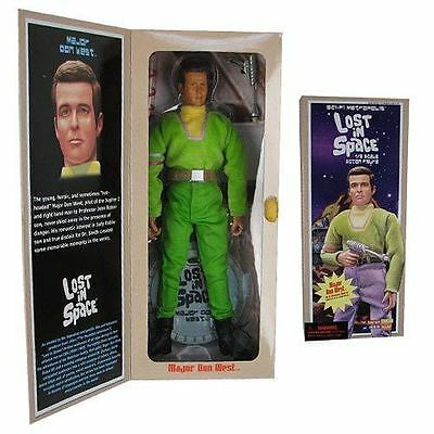 Lost in Space Major Don West 12-Inch Action Figure Mint in Box Unopened
