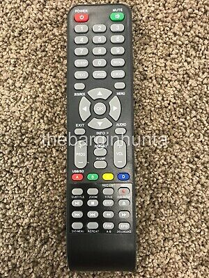 NEW Vivo Replacement TV/DVD Remote Control - Suits Most Models, no setup needed
