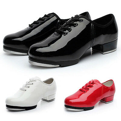 Chic Men Tap Dance Shoes High Quality Taps Modern Dance Performance Supplies