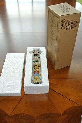 NEW Disney Cruise Line DCL DVC MEMBERS ONLY ALASKA 2015 Wonder TOTEM POLE
