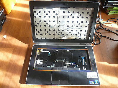 Dell Latitude E6420  Case And Motherboard Only