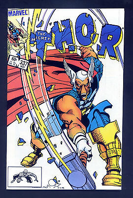 Thor #337 VF 1983 ~ Fast Shipping ~ 1st Beta Ray Bill  Marvel Comic Book